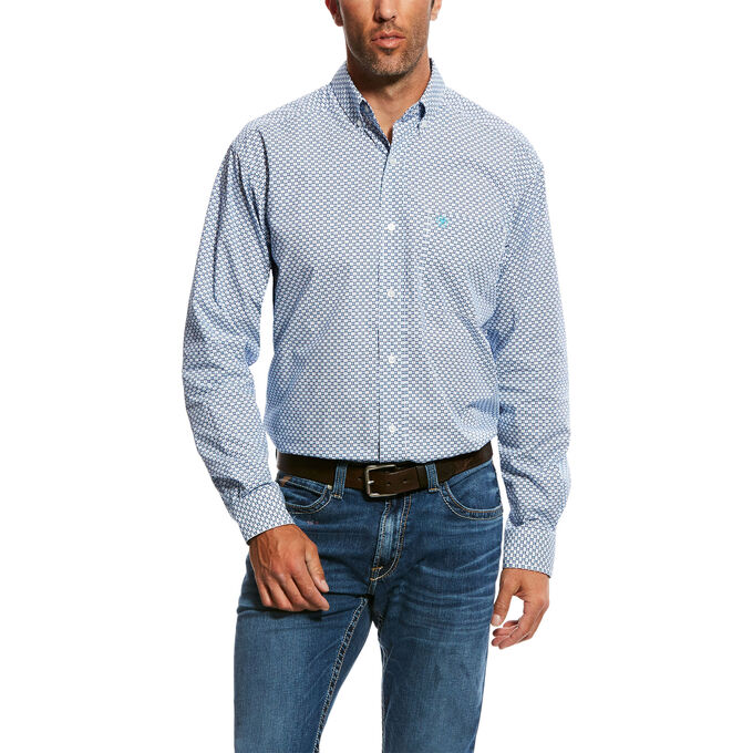 Nedderman Print Shirt