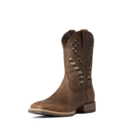 Hybrid VentTEK Western Boot