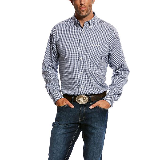 RLS Grit LS Plaid Shirt