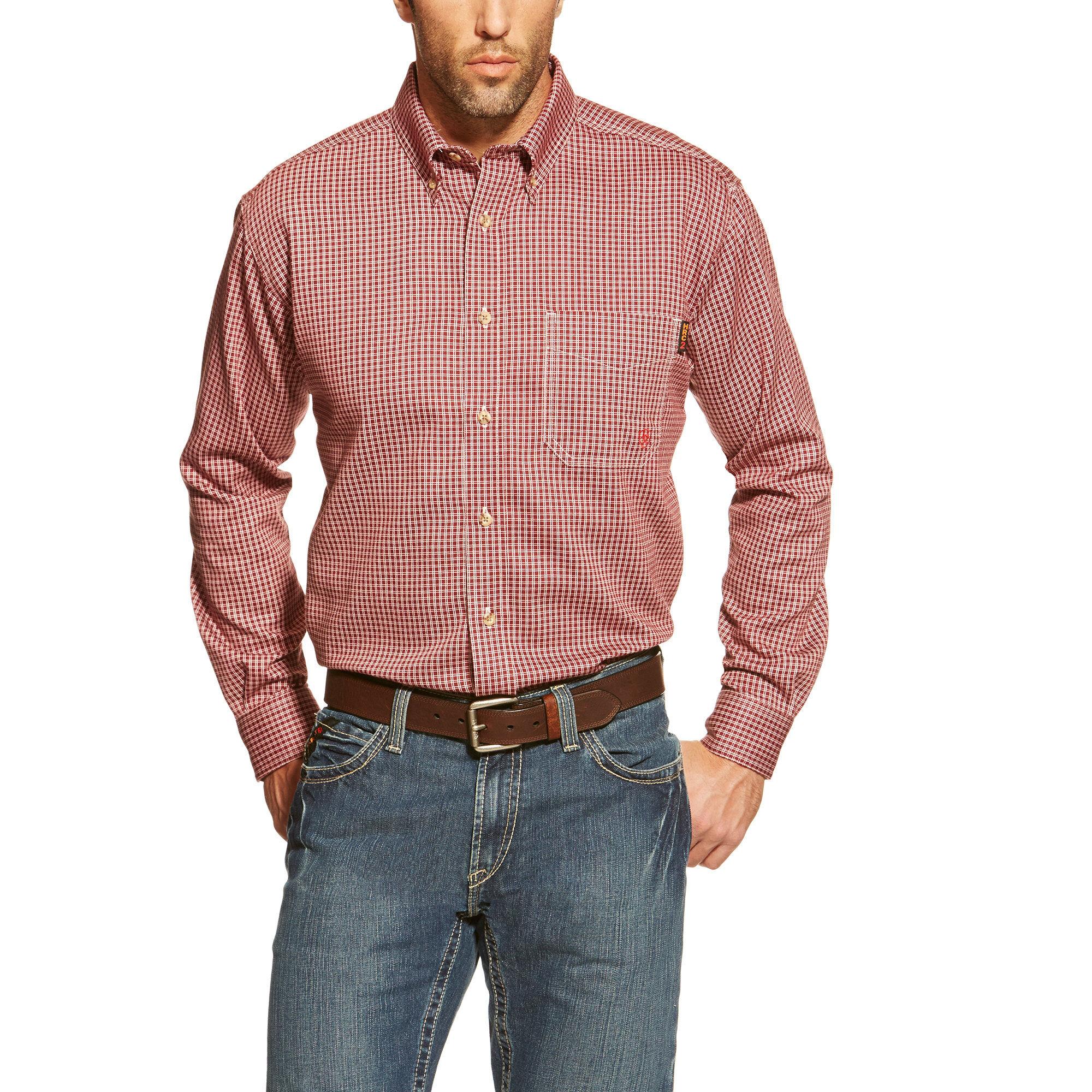 FR Bell Work Shirt