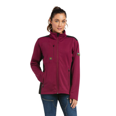 Rebar Dri-Tech DuraStretch Fleece Hybrid Jacket