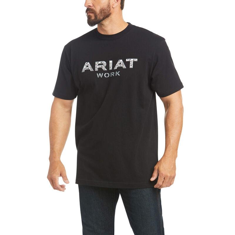 Rebar Cotton Strong Reinforced T-Shirt