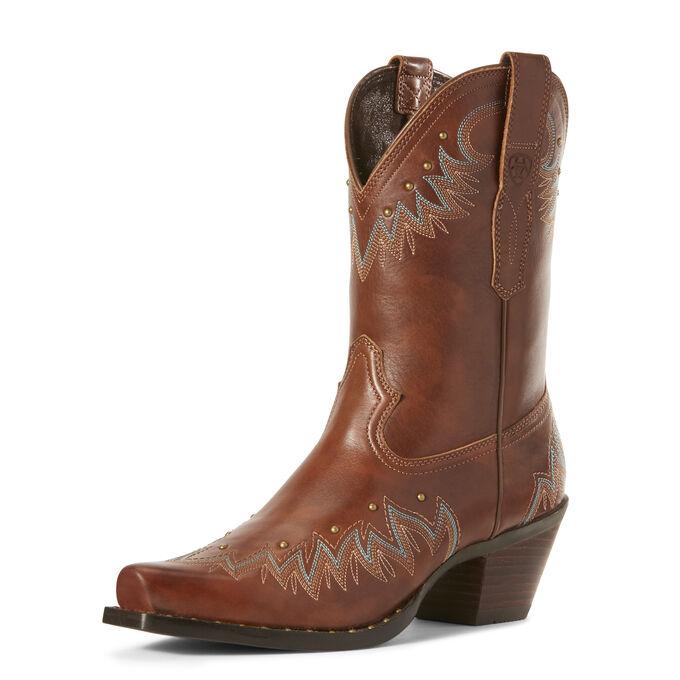 Potrero Western Boot