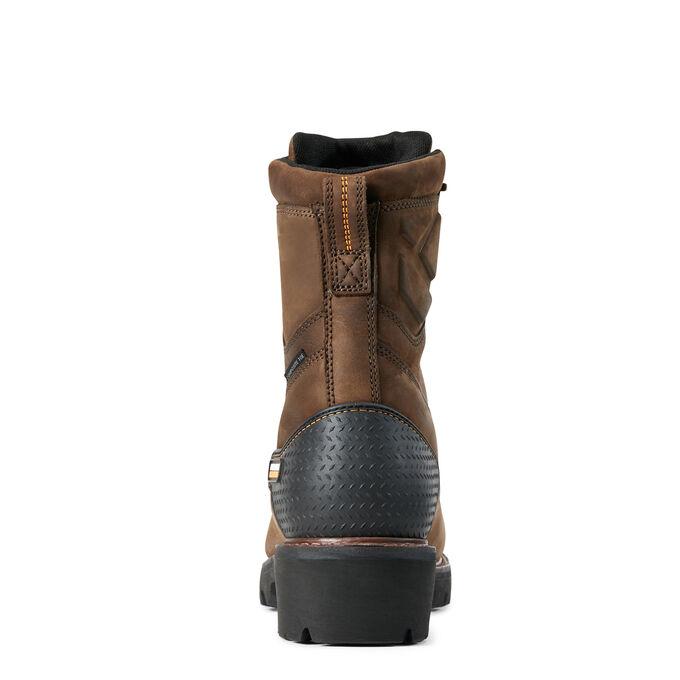 "Powerline 8"" Waterproof Composite Toe Work Boot"