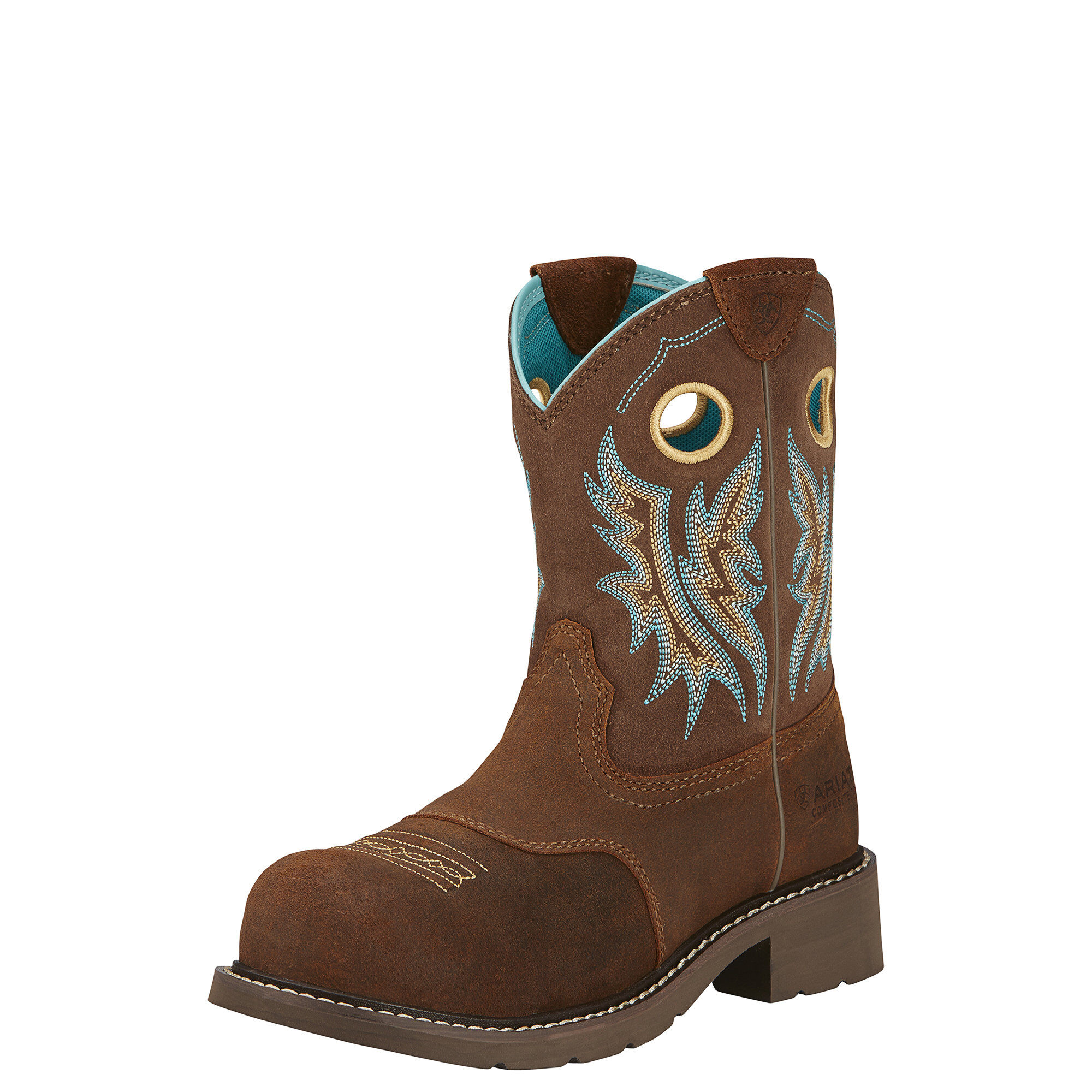 3becfadbcfd Fatbaby Cowgirl Composite Toe Work Boot