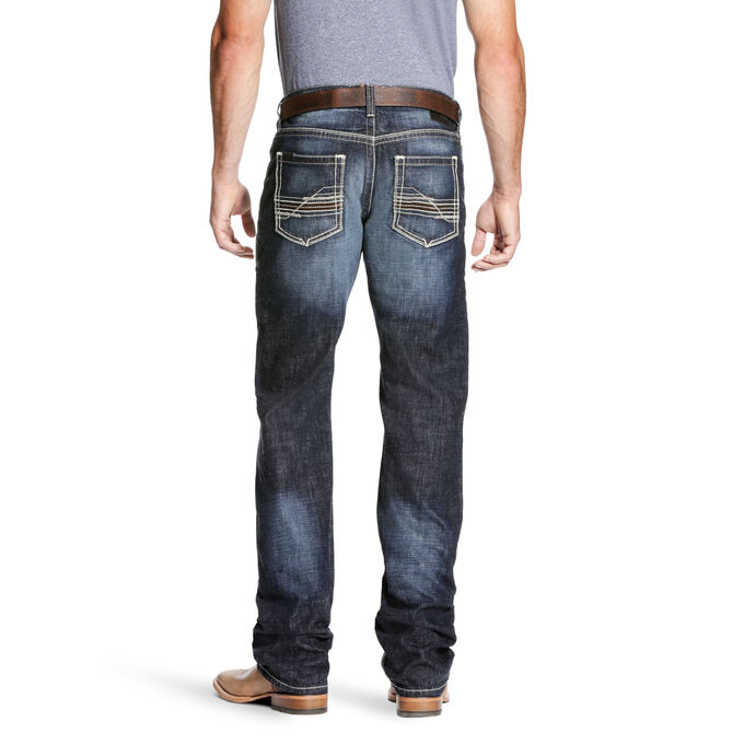 M5 Slim Taylor Stackable Straight Leg Jean