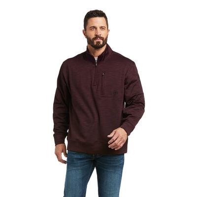 Team Logo 1/4 Zip Sweatshirt