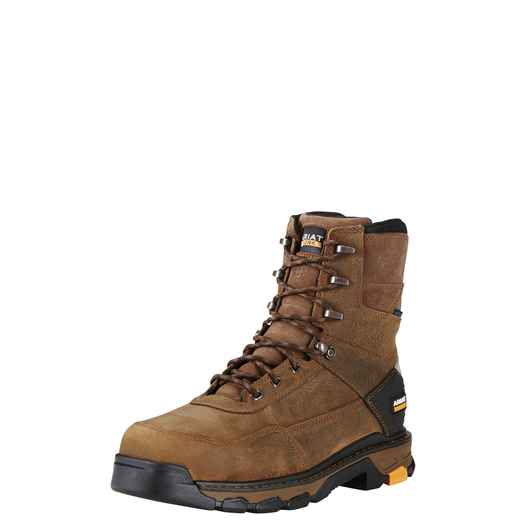 "Intrepid 8"" Waterproof Composite Toe Work Boot"