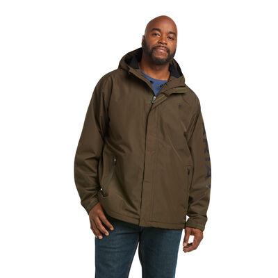 Rebar Stormshell Logo Waterproof Jacket