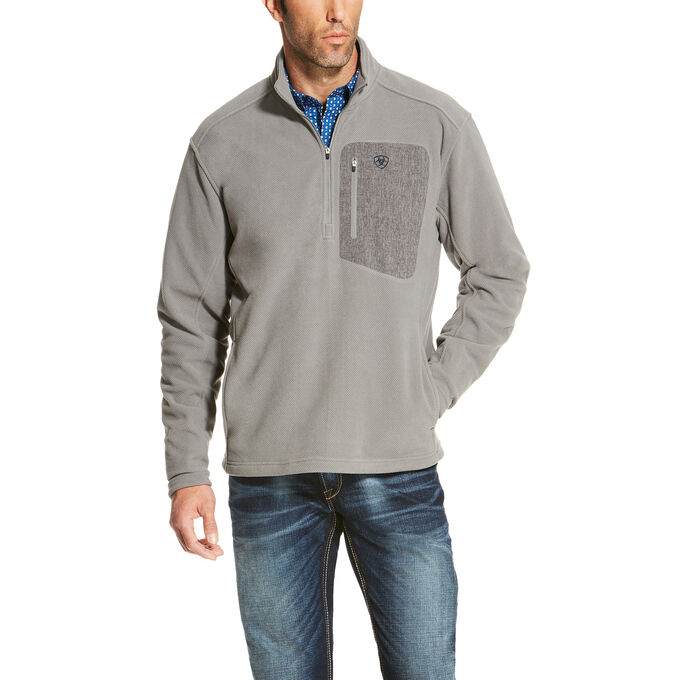 Branson Fleece 1/4 Zip Top
