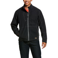 Rebar Canvas Softshell Jacket