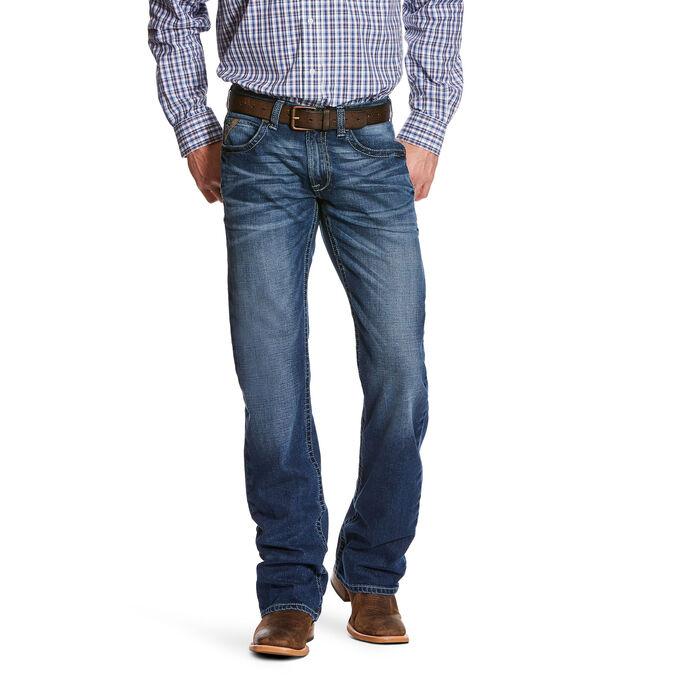 M5 Slim Truckee Stretch Boot Cut Jean