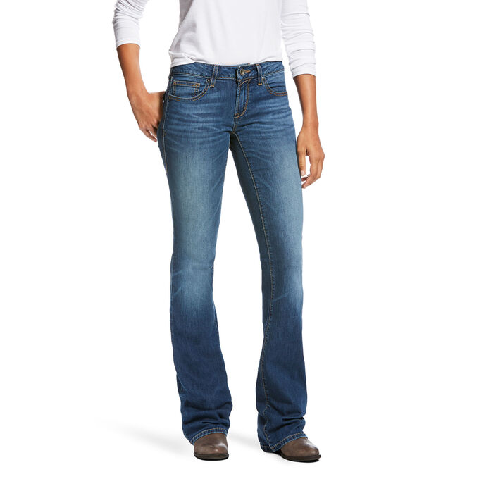 Motion Ultra Stretch Boot Wide Leg Jean