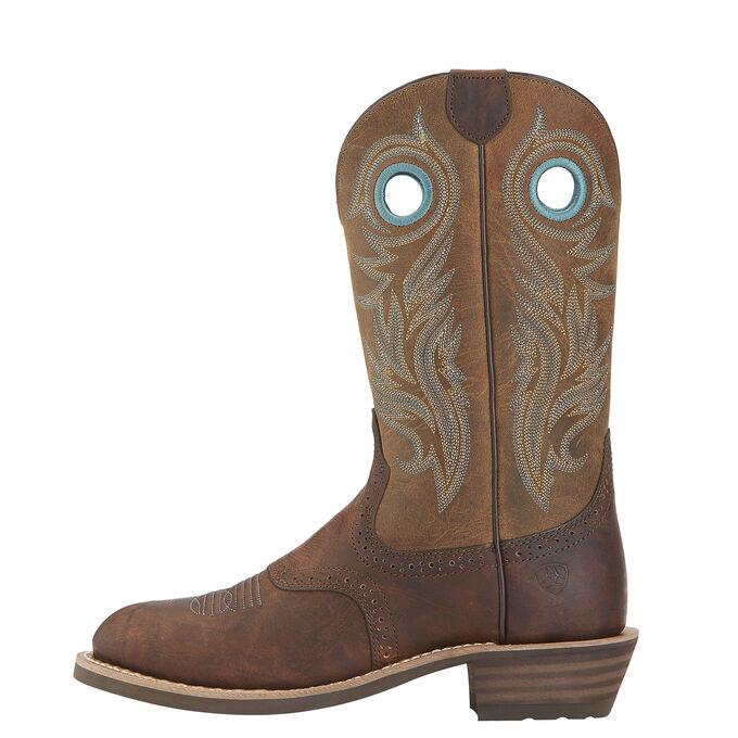 Shadow Rider Western Boot