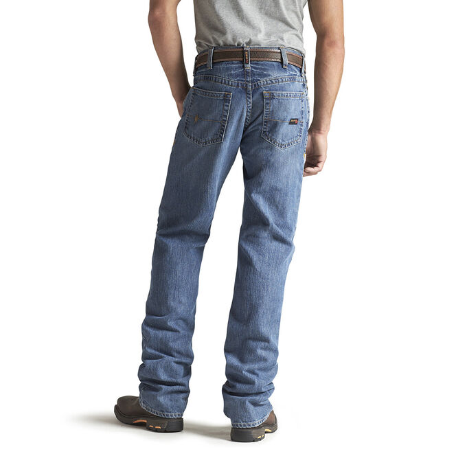FR M3 Loose Basic Stackable Straight Leg Jean