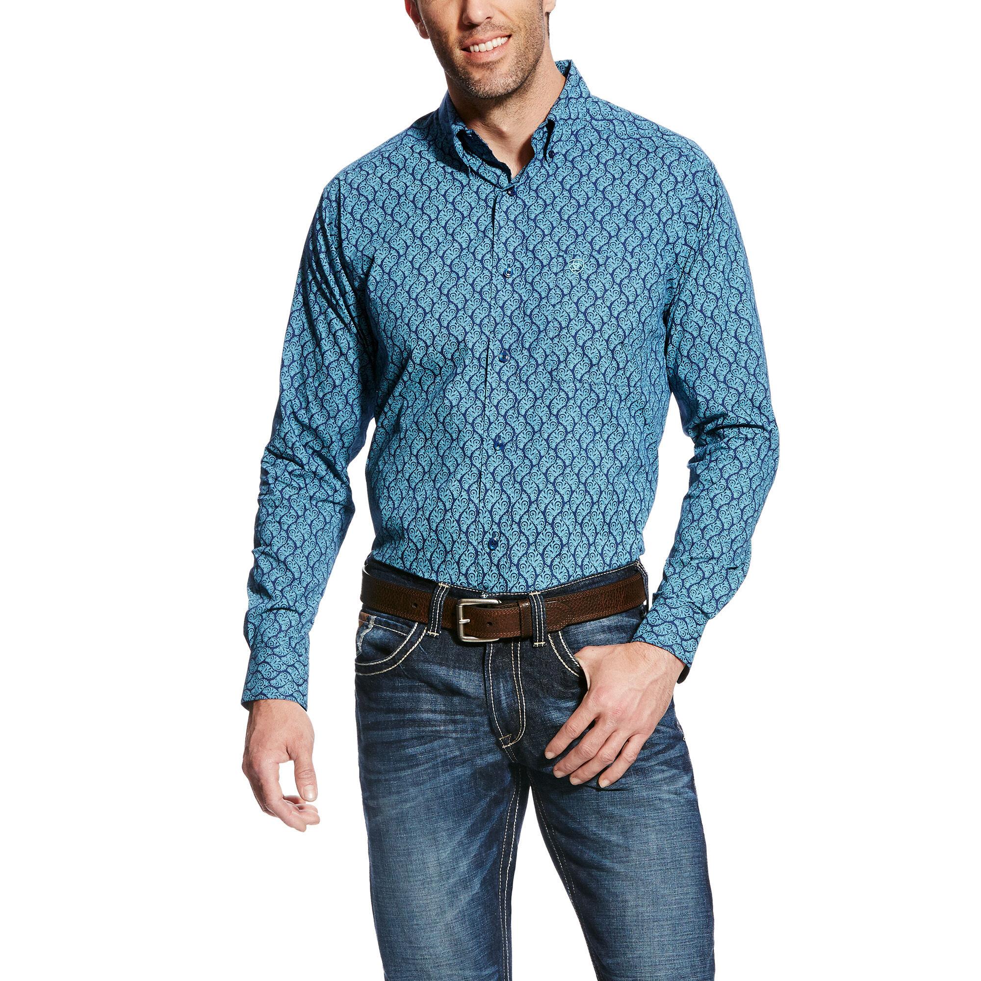 Gavriel Fitted Shirt