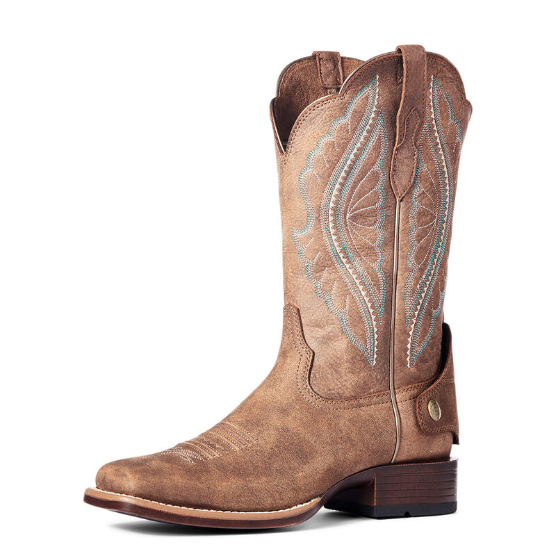 Primetime EZ Zip Western Boot