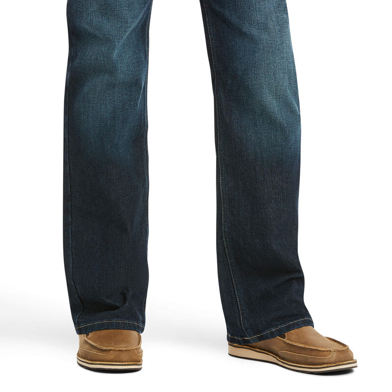 M7 Rocker Stretch Legacy Stackable Straight Leg Jean