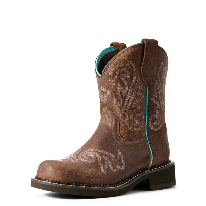 Fatbaby Heritage Heavenly Western Boot