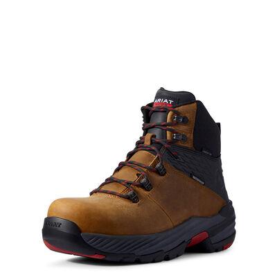 """Stryker 360 6"""" Waterproof Carbon Toe Work Boot"""
