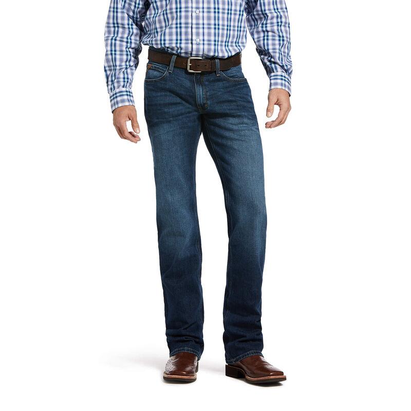 M5 Slim Stretch Legacy Stackable Straight Leg Jean