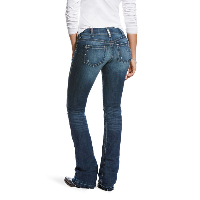 REAL Low Rise Sundance Boot Cut Jean