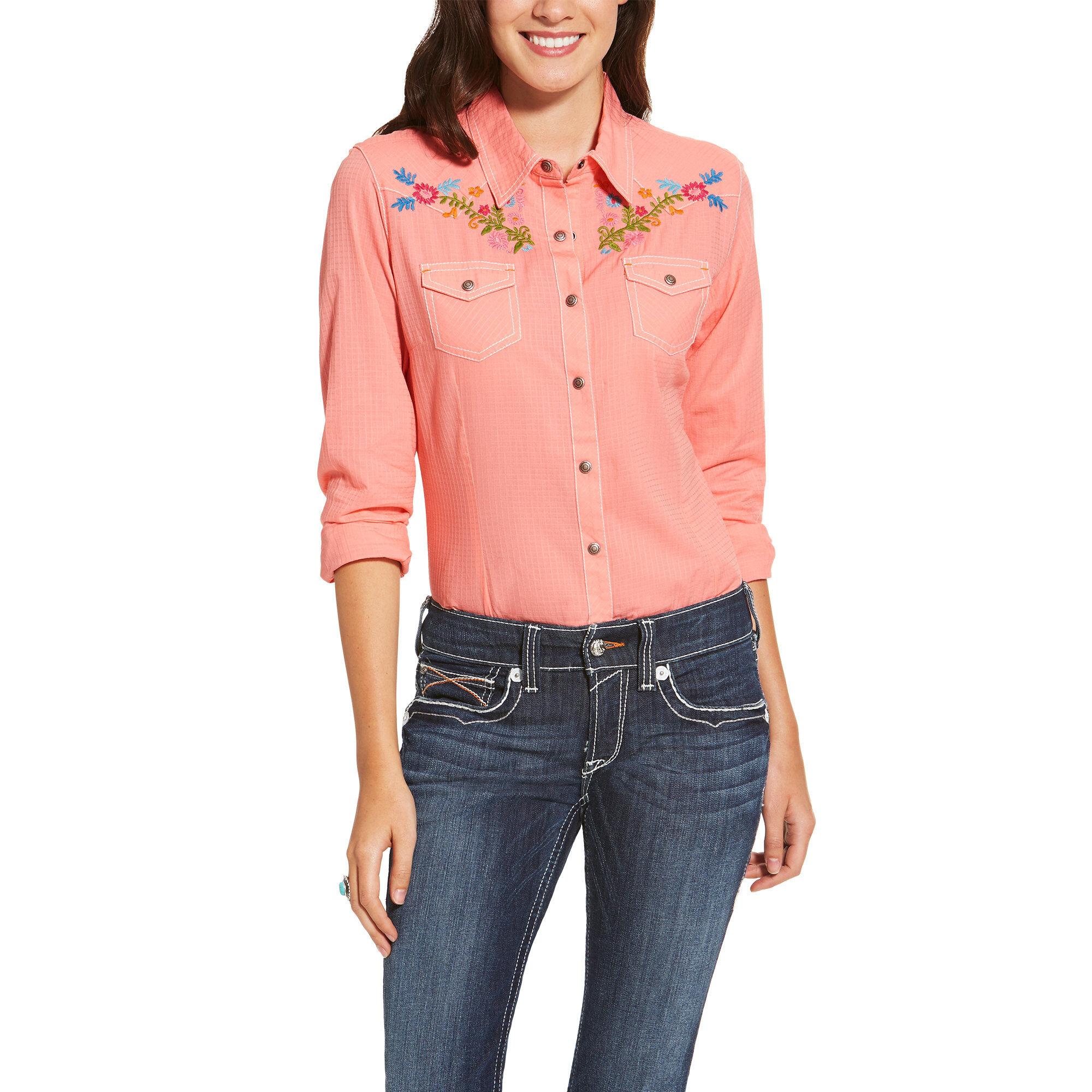 Senorita Snap Shirt