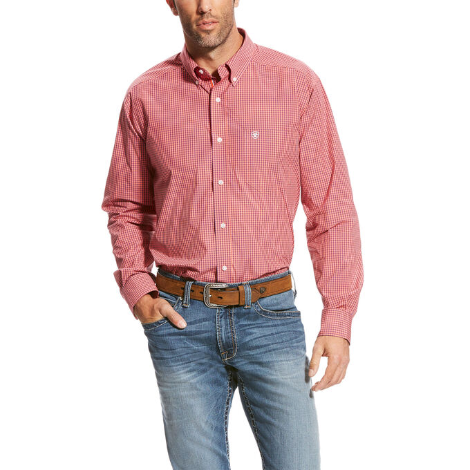 Pro Series Pempton FItted Shirt