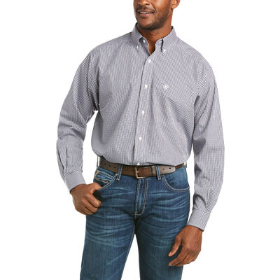Wrinkle Free Rennon Classic Fit Shirt
