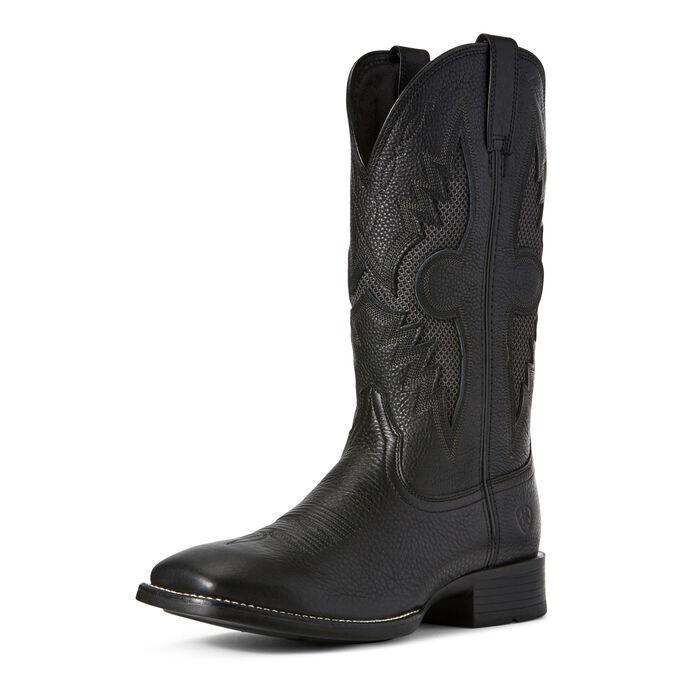 Solado VentTEK Western Boot