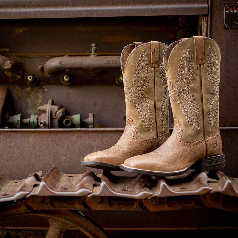 Caprock Western Boot