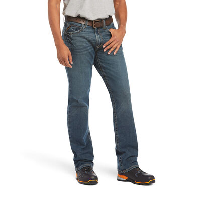 Rebar M3 Loose DuraStretch Edge Stackable Straight Leg Jean