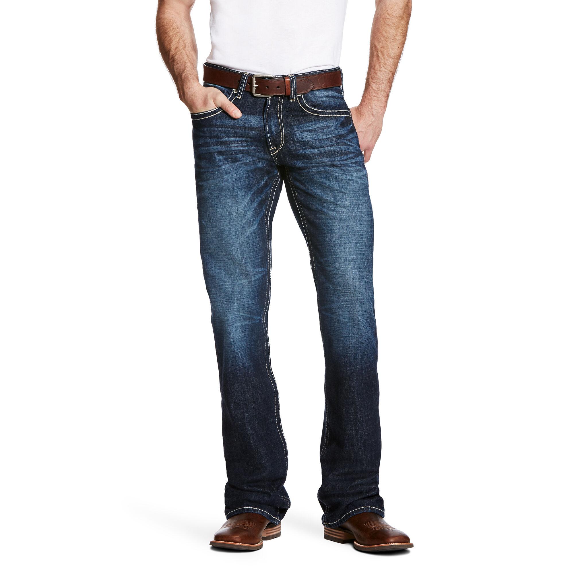 M5 Slim Wilder Boot Cut Jean