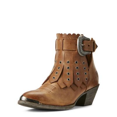 Hadley Western Boot