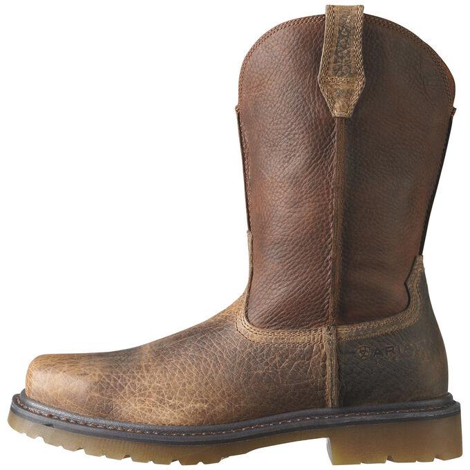Rambler Steel Toe Work Boot