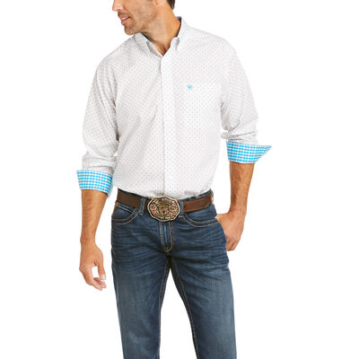 Wrinkle Free Gary Classic Fit Shirt