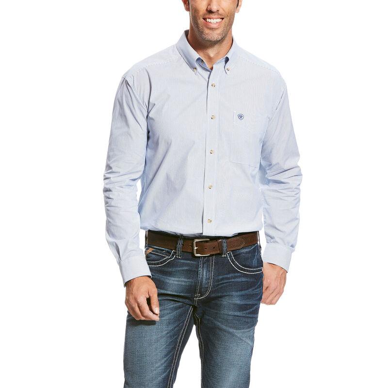 Pro Series Dayne Mini Stripe Shirt