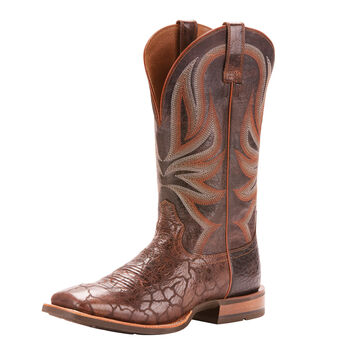 Range Boss Western Boot
