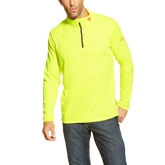 FR Polartec 1/4 Zip Baselayer
