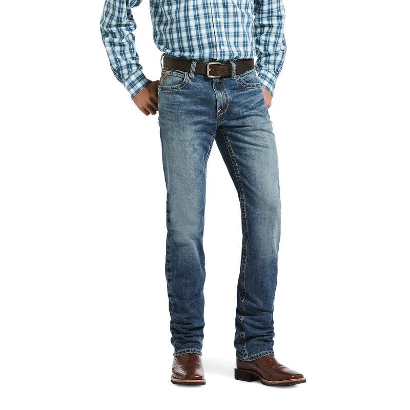 M5 Slim Stretch Tanner Stackable Straight Leg Jean