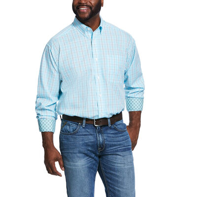 Wrinkle Free Sackman Classic Fit Shirt
