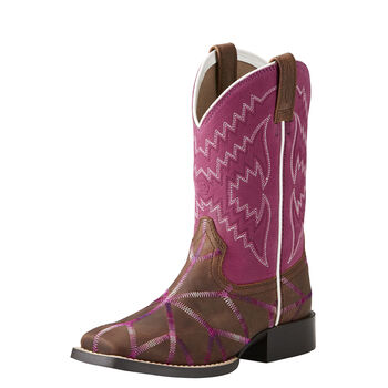 Twisted Tycoon Western Boot