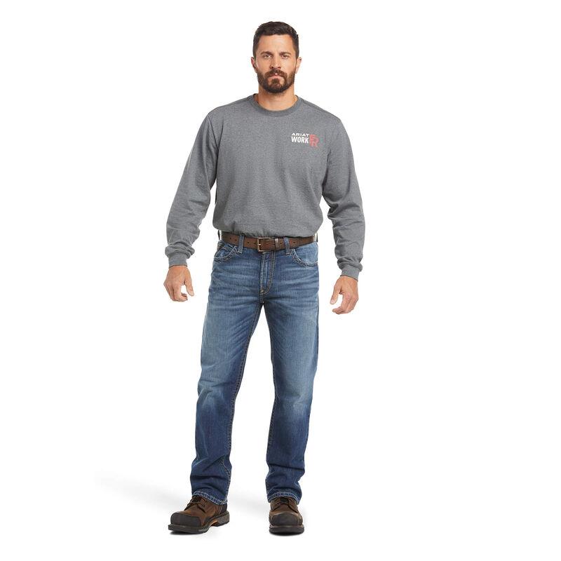 FR M4 Low Rise Basic Boot Cut Jean