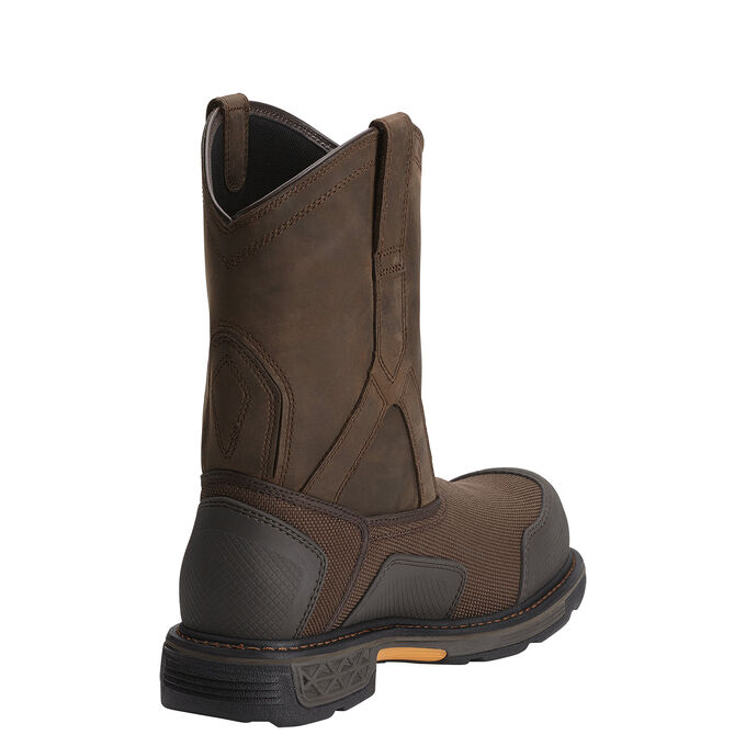 OverDrive XTR Waterproof Composite Toe Work Boot