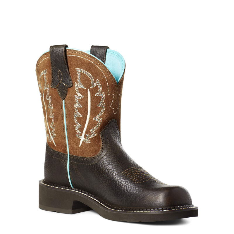 Fatbaby Heritage Feather II Western Boot
