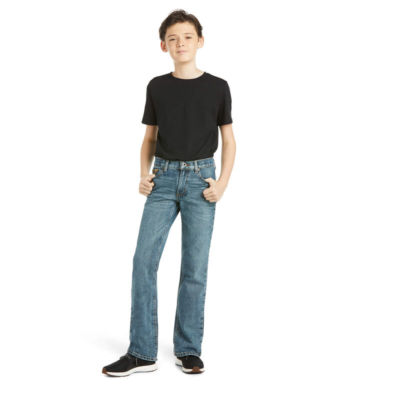 B5 Slim Stretch Legacy Stackable Straight Leg Jean