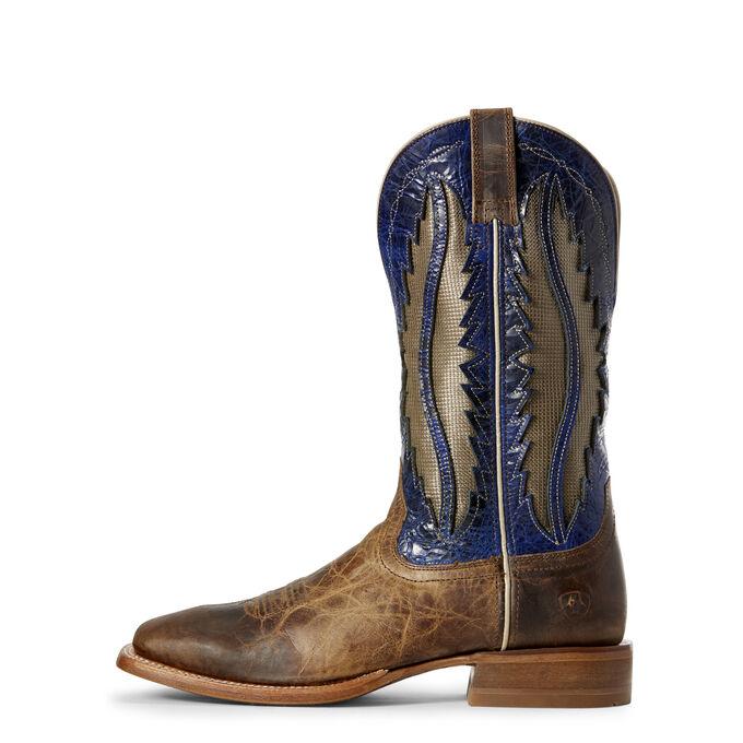 Traditional VentTEK Western Boot