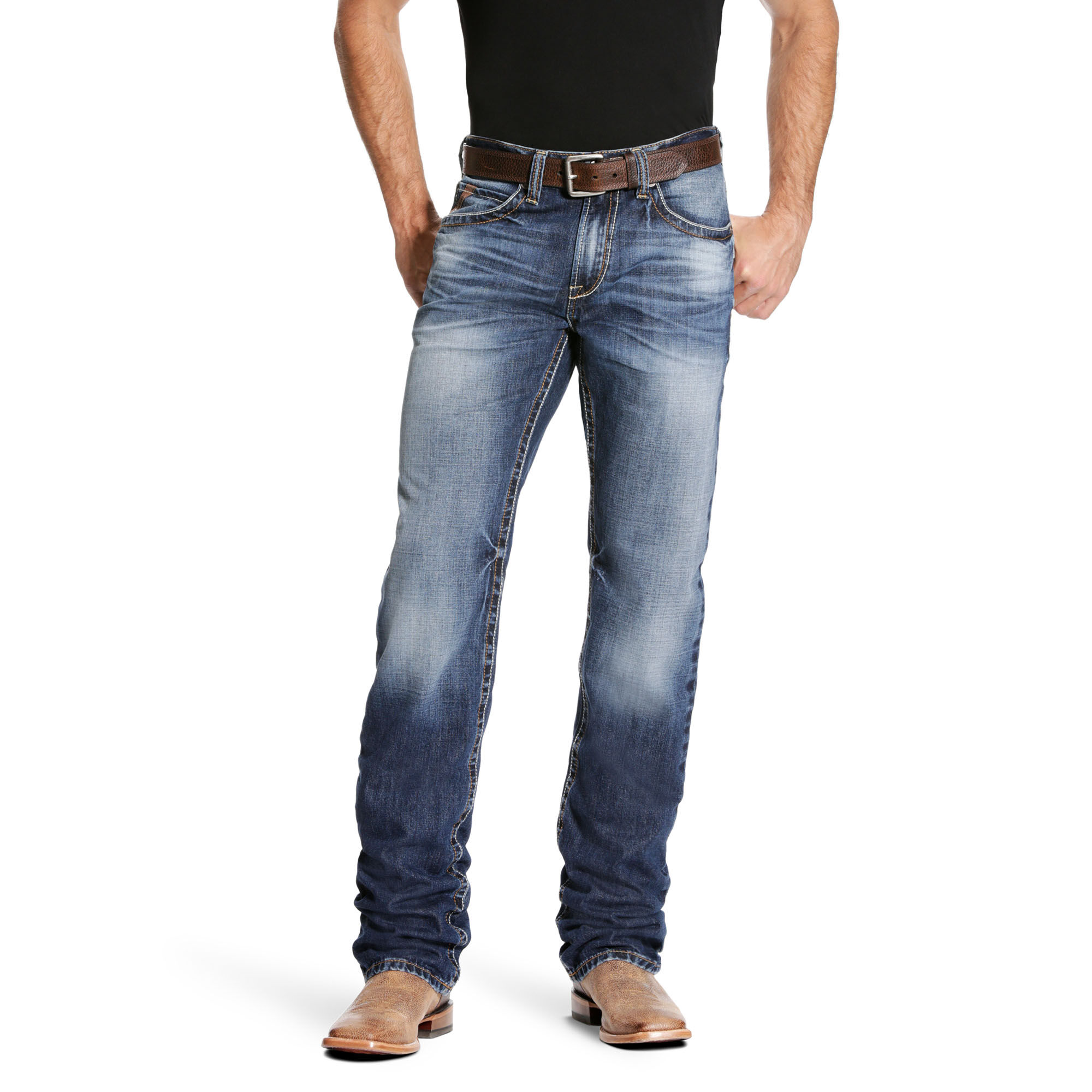 M2 Relaxed Elko Boot Cut Jean