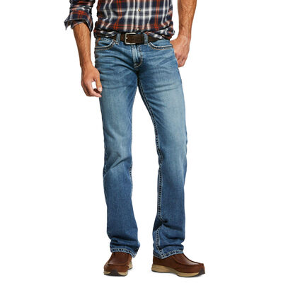 M7 Rocker Stretch Portland Stackable Straight Leg Jean