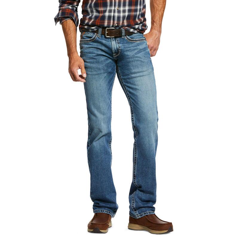 M7 Rocker Stretch Portland Stackable Straight Leg Jean